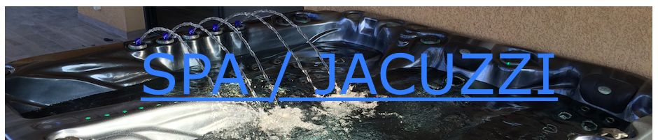 Spas/Jacuzzi